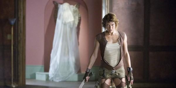 Milla Jovovich em Resident Evil 3: A Extinção