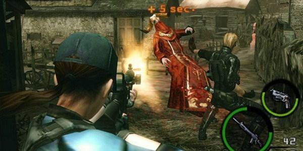 Capcom mostra novidades de Resident Evil: The Mercenaries 3D em transmissão ao vivo