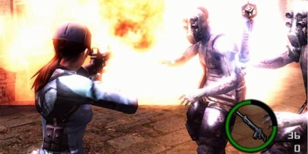 Capcom fará transmissão de Resident Evil: The Mercenaries 3D na tarde de hoje