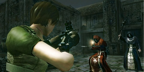 Capcom volta a falar sobre os saves de Resident Evil: The Mercenaries 3D