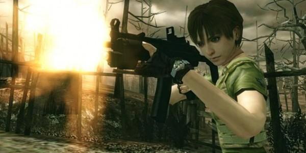 Resident Evil: The Mercenaries 3D é segundo lugar em vendas no Japão