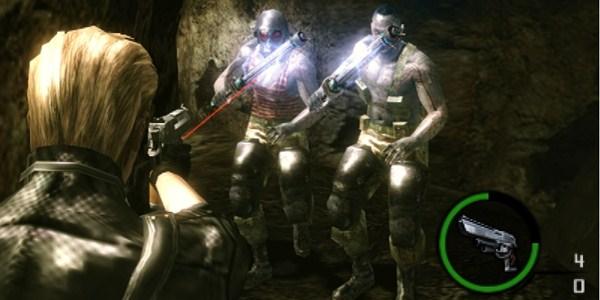 Resident Evil: The Mercenaries 3D continua entre os 20 jogos mais vendidos no Japão