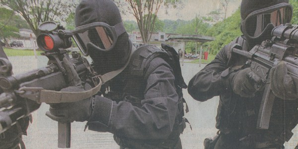 Resident Evil no mundo real: S.T.A.R.S.