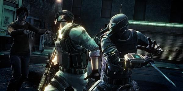 Capcom detalha classes de Resident Evil: Operation Raccoon City