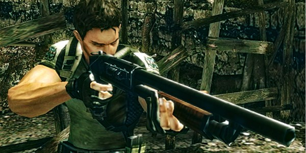 Atores interpretam Chris e Jill em comercial de Resident Evil: The Mercenaries 3D