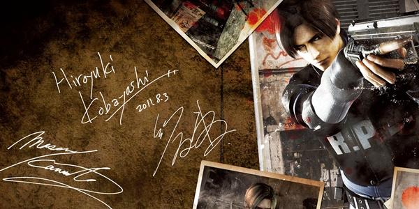 Capcom disponibiliza wallpaper oficial de Leon