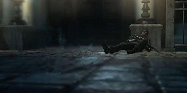 E se Leon tivesse morrido em Raccoon City?