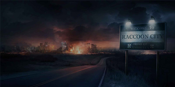 Locais: Raccoon City