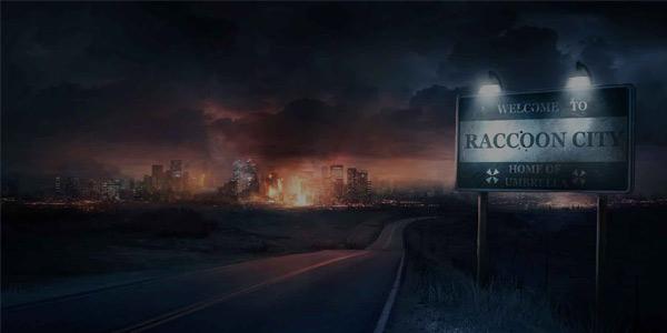 Locais: Raccoon City
