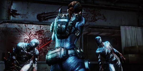 Assista a oito minutos de jogabilidade de Resident Evil: Revelations