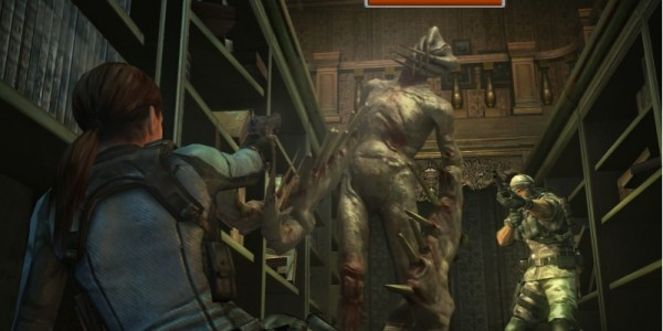Conheça o modo cooperativo de Resident Evil: Revelations