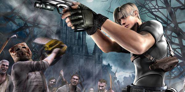 E se Resident Evil 4 HD tivesse mais conquistas?