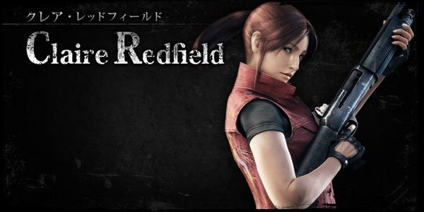 Claire aparece em nova artwork de Resident Evil: Operation Raccoon City
