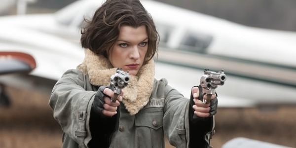 Vídeo do set de Resident Evil: Retribution mostra batalha em Arcadia
