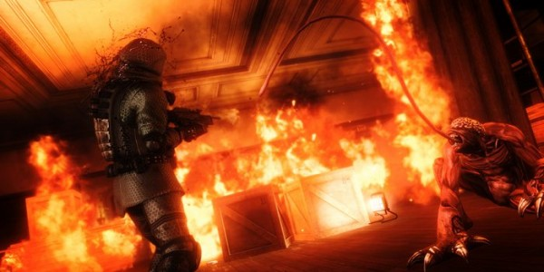 Novas imagens e artworks de Resident Evil: Operation Raccoon City