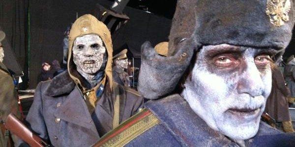 Resident Evil: Retribution: novas fotos de Barry, Leon e zumbis