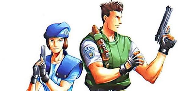 As armas reais de Resident Evil