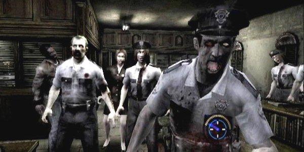 E se Resident Evil fosse um FPS?