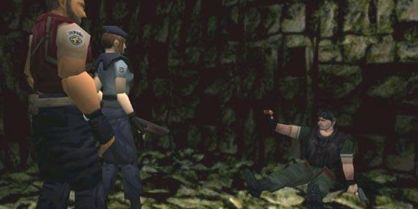 E se Enrico fosse o protagonista de Resident Evil Zero