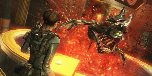 Prévia em vídeo revela novas imagens de Resident Evil: Revelations