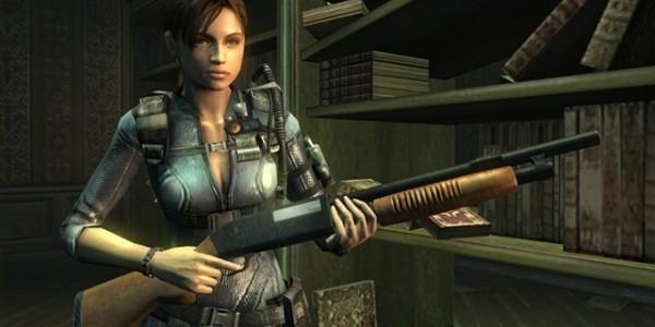 Mais imagens de Chris e Jill em Resident Evil: Revelations