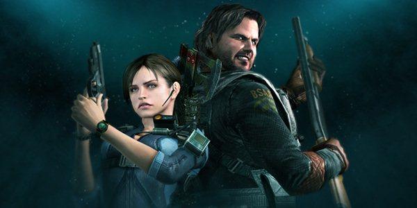Esboços e conceitos de Resident Evil: Revelations