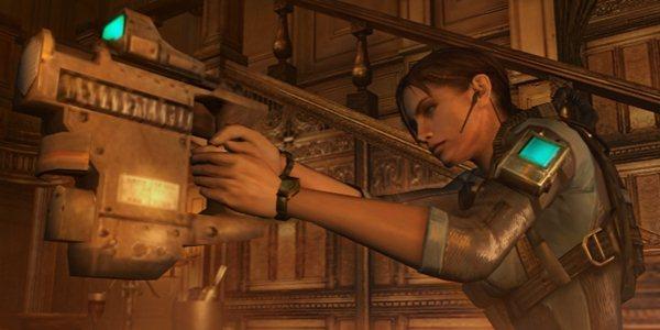 Prévia Resident Evil: Revelations