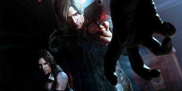 Primeira imagem de Resident Evil 6