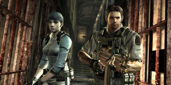 Capcom vai lançar pacote com Resident Evil 5 e Revival Selection