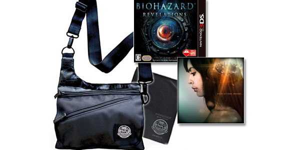 Veja um unboxing da edição limitada de Resident Evil: Revelations