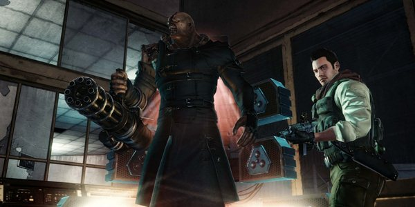 Primeiro gameplay de Nemesis Mode, de Resident Evil: Operation Raccoon City
