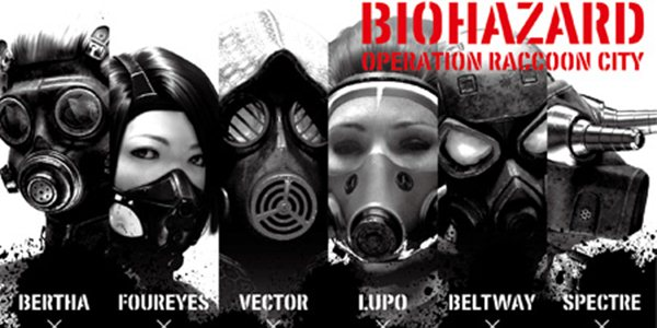 Capcom lança drinks e roupas temáticos de Resident Evil: Operation Raccoon City