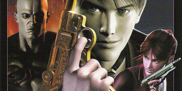 Top 5 produtos mais raros de Resident Evil
