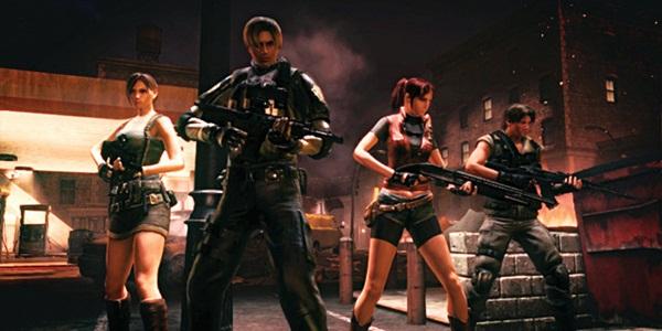 Resident Evil: Operation Raccoon City já vendeu mais de um milhão de cópias em todo o mundo