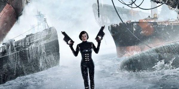 Novo banner de Resident Evil 5: Retribuição