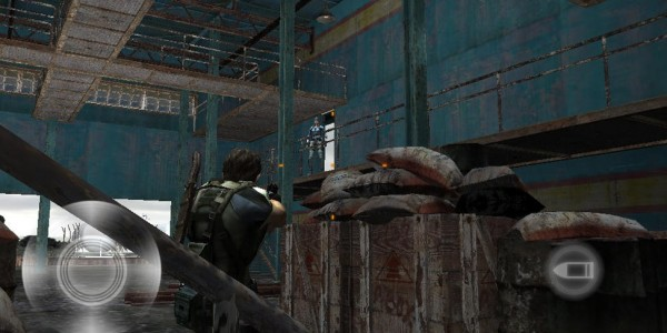 Primeiras imagens da nova versão de Resident Evil Mercenaries VS.