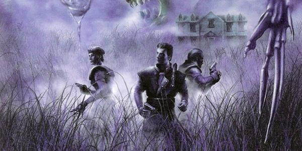 Resultado de imagem para Resident Evil: The Umbrella Conspiracy