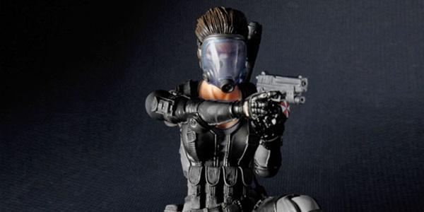 Square vai produzir action figure de Resident Evil: Operation Raccoon City