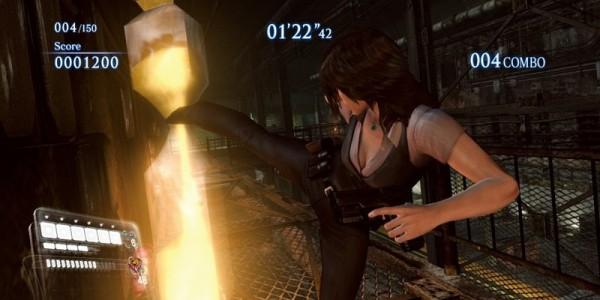 Confira novas imagens do modo Mercenaries de Resident Evil 6