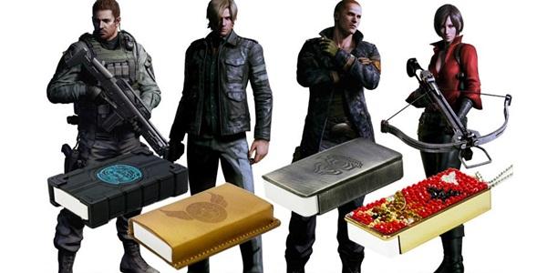 Capcom divulga mais um extra da edição premium de Resident Evil 6