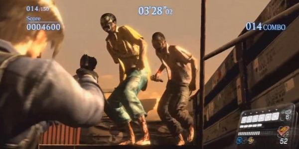 Resident Evil 6: Leon enfrenta inimigos em vídeo do modo Mercenaries