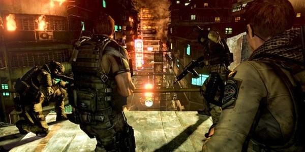Vídeos revelam mais trechos inéditos de Resident Evil 6