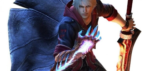 A Red Queen de Devil May Cry