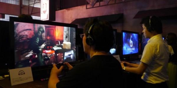 Veja imagens do estande da Capcom na Tokyo Game Show 2012
