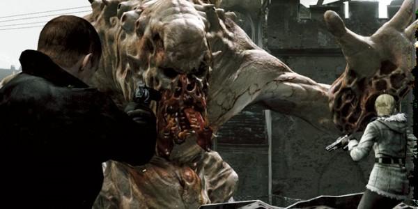 Novas imagens de inimigos de Resident Evil 6