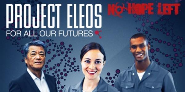 Projeto ELEOS é esperança para a salvação da humanidade