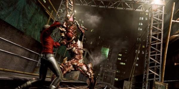 Novas imagens do cenário de Ada em Resident Evil 6