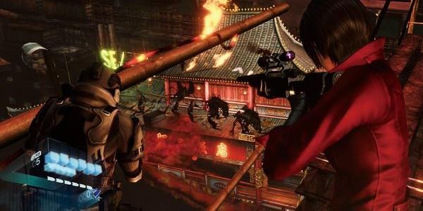 Capcom revela modo cooperativo da campanha de Ada em Resident Evil 6