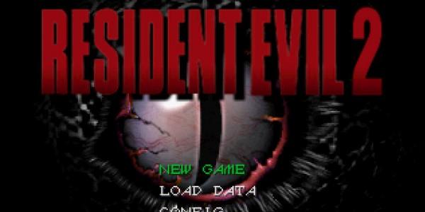 Como seria Resident Evil 1.5?