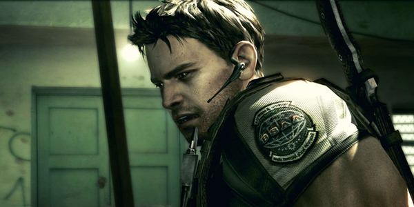 Perfil Chris Redfield